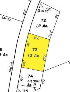 Land Lenox MA 01240